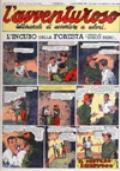 L'Avventuroso Volume XII° - Primo semestre 1940 (Ristampa ANASTATICA)
