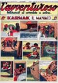 L'Avventuroso Volume XIII° - Secondo semestre 1940 (Ristampa ANASTATICA)