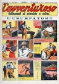L'Avventuroso Volume XIV° - Primo semestre 1941 (Ristampa ANASTATICA)