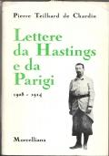 LETTERE DA HASTINGS E DA PARIGI