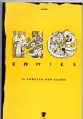 No comics. Il fumetto non esiste