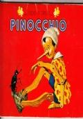 PINOCCHIO A FUMETTI (Luciano Bottaro)