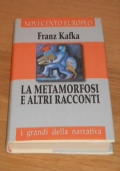 Franz Kafka, LA METAMORFOSI E ALTRI RACCONTI (Die Verwandlung), Arnoldo Mondadori Editore Edizione speciale per Famiglia Cristiana Suppl. n. 5 del 1998.
