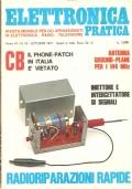 Elettronica pratica, Cb, Antenna Ground-Plane per i 144 Mhz (Anno VI n 10), Elettronica Pratica, Ottobre 1977