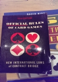 Official rules of card games 53rd editions