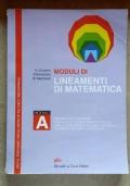 Moduli di lineamenti di matematica A