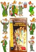 Geronimo Stilton, BENVENUTI A ROCCA TACCAGNA, 1^ ed. 2000.