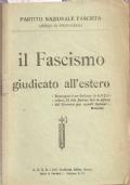 Il Fascismo giudicato all'estero