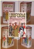 UNIFORMI, FREDERICK WILKINSON, Mondadori 1^ Ed. 2001.