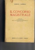 IL CONCORSO MAGISTRALE volume unico