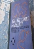 Atlante Storico Garzanti.  Cronologia della storia universale
