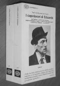 I CAPOLAVORI DI EDUARDO - Teatro di Eduardo De Filippo (N°2 VOLUMI)