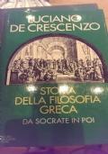 Storia della filosofia greca Vol II Da socrate in poi
