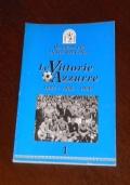 Le Vittorie Azzurre 1934-1936-1938, Quaderni del Museo del Calcio n. 1