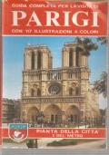 Guida completa per la visita di Parigi con 117 illustrazioni a colori