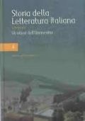 Storia della letteratura italiana: Dalle origini a Dante Vol 1