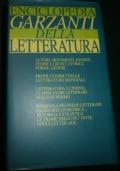 ENCICLOPEDIA GARZANTI DELLA LETTERATURA 1998 CDE PAG. 1494