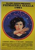 PRIMAVERA GIALLA 1981: LO ZIO D'AUSTRALIA - UN URLO TRA GLI ALBERI - ECC.