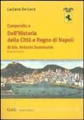 Compendio a dell'Historia della città e regno di Napoli di Gio. Antonio Summonte Napolitano