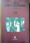 Italia Contemporanea N° 246 - Ist. naz. per la storia del movimento di liberazione