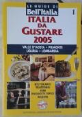 ITALIA DA GUSTARE - GUIDE BELL'ITALIA