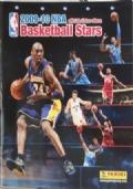 ALBUM BASKETBALL STARS 2009-2010 - panini