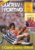 GUERIN SPORTIVO  1984 n. 16 con Maxi poster Ian Rush e Altobelli
