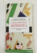 IL LINGUAGGIO DELLA MATEMATICA VOLUME 2