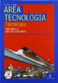AREA TECNOLOGIA + ORGANIZER + TAVOLE +CD+ DISEGNO