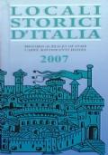 LOCALI STORICI D'ITALIA - Histical places of Italy - Caffè, ristoranti, hotel 2007