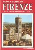 Nuova guida di Firenze e pianta monumentale della città (GUIDE – VIAGGI)