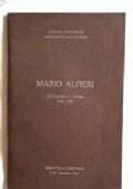 MARIO ALFIERI - UN VIAGGIO A CITERA 1984-1985 Catalogo mostra