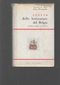 Storia delle letterature del Belgio.