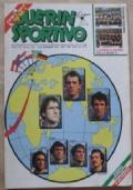GUERIN SPORTIVO  n. 46 anno 1977 copertina poster con inserto