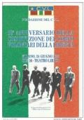 50° ANNIVERSARIO DELLA COSTITUZIONE DEL CORPO VOLONTARI DELLA LIBERTÀ, MILANO 24 GIUGNO 1994