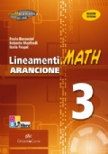 LINEAMENTI MATH ARANCIONE 3