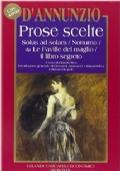 PROSE SCELTE. SOLUS AD SOLAM - NOTTURNO - LE FAVILLE DEL MAGLIO - IL LIBRO SEGRETO