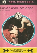(H.T. ROTHWELL) NON C�� ONORE PER LE SPIE 1970 LONGANESI SPIA CONTRO SPIA N.21