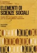 Elementi di Scienze sociali - guida alla formazione civica per la scuola media superiore