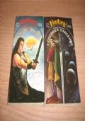 Lotto primi due volumi Ciclo IL CAMPIONE ETERNO collana Urania Fantasy - IL CAMPIONE ETERNO + I GUERRIERI D'ARGENTO / Moorcock