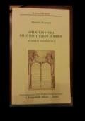 Appunti di Storia delle Costituzioni Moderne - Le libertà fondamentali