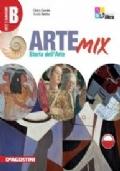 Arte mix. Vol. B-C: Storia dell'arte-Tavole e materiale di lavoro. Con espansione online. Per la Scuola media. Con CD-ROM