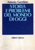 Storia e Problemi del mondo di oggi 1943/1980