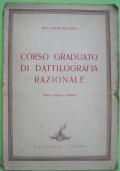 CORSO GRADUATO DI DATTILOGRAFIA RAZIONALE