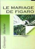 LA FOLLE JOURN�E OU LA MARIAGE DE FIGARO COMEDIE TEXTE INTEGRAL