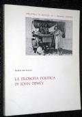 LA FILOSOFIA POLITICA DI JOHN DEWEY