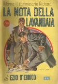 (EZIO D�ERRICO) LA NOTA DELLA LAVANDAIA 1947 GIALLI N.21