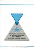 IL CONTRATTO FACILE. IL CONTRATTO 1997 ANNOTATO DEL PERSONALE DIPENDENTE DELLA PROVINCIA [ AUTONOMA DI TRENTO ], DEI COMUNI, DELLE IPAB, DELLE APT.