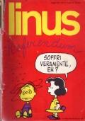 LINUS anno 1973 vari numeri lotto o singoli