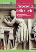 L'ESPERIENZA DELLA STORIA 1 - SENZA FASCICOLO E SENZA DVD